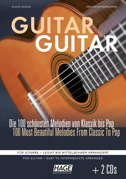 Guitar Guitar (mit 2 CDs)