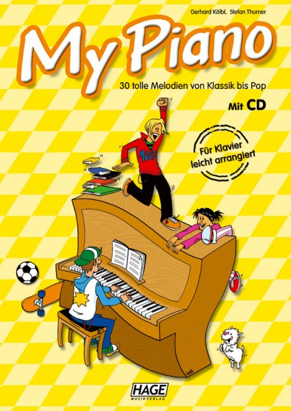 My Piano (mit CD)