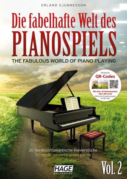 Die fabelhafte Welt des Pianospiels Vol. 2