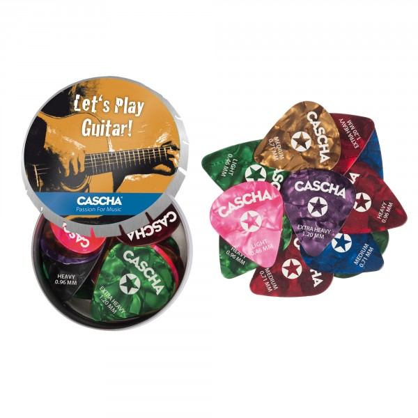 Guitar Pick Set Box