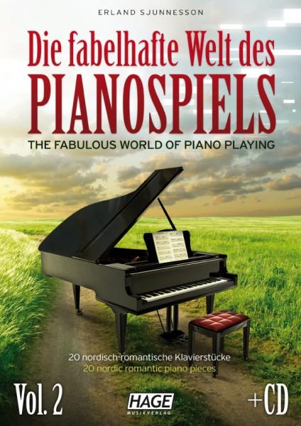 Die fabelhafte Welt des Pianospiels Vol. 2 (mit CD)
