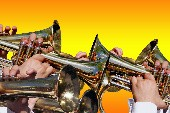 Mexikanische Trompeten - Walter Scholz
