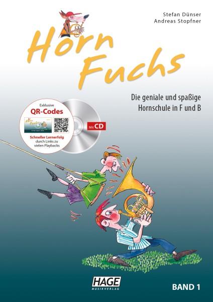 Horn Fuchs Band 1 (mit CD)
