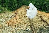 Ein schneeweißes Brautkleid - Hansi Hinterseer