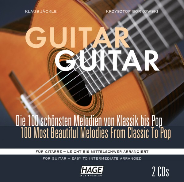 Guitar Guitar CD-Paket (2 CDs)