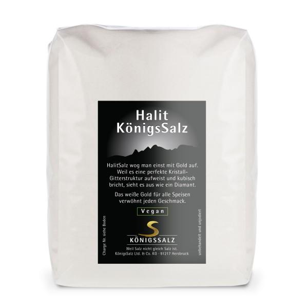 HalitKönigsSalz gemahlen Tüte 500g