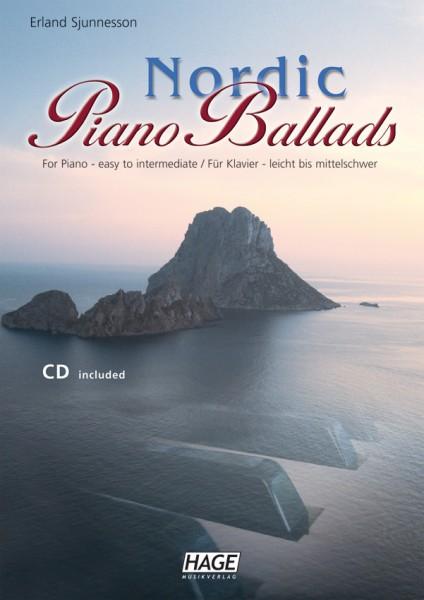 Nordic Piano Ballads 1 (mit CD)