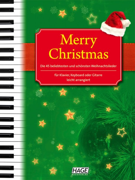Merry Christmas (mit CD)