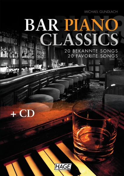 Bar Piano Classics (mit CD)