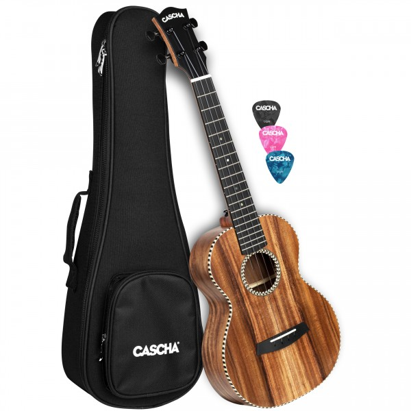 All Solid Acacia Tenor Ukulele