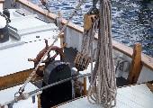 Das weiße Schiff verlässt den Hafen - Amigos