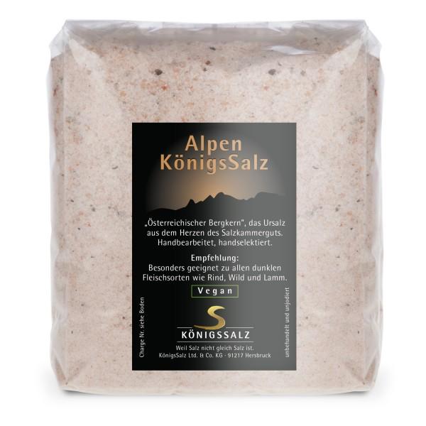 AlpenKönigsSalz gemahlen Tüte 500g