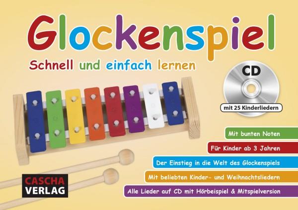 Glockenspiel - Schnell und einfach lernen