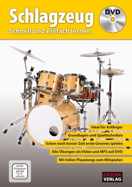 Schlagzeug - Schnell und einfach lernen