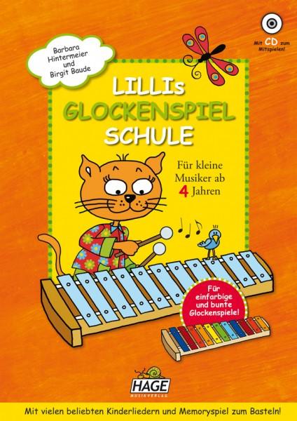 Lillis Glockenspiel Schule (mit CD)