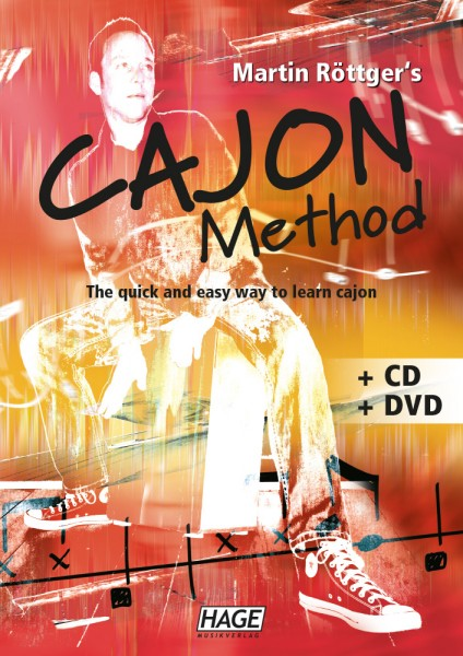 Cajon Method (incl. CD + DVD)