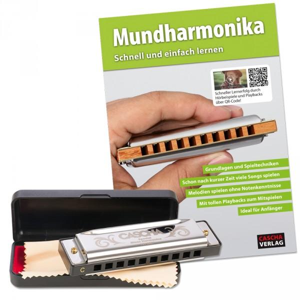 Special Blues Mundharmonika Set