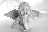 Flügel fangen Feuer - Fantasy