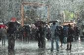 Immer wenn der Regen fällt - Cagey Strings