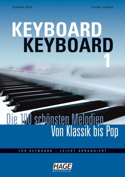 Keyboard Keyboard 1 (mit XG/XF Midifiles, USB-Stick)