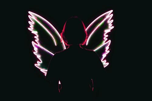 Deine Flügel fangen Feuer 2020 - Andreas Martin
