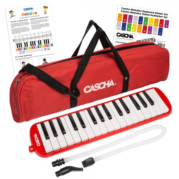 Melodica Rot