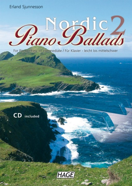 Nordic Piano Ballads 2 (mit CD)