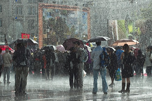 Singing in the rain - Frank Sinatra