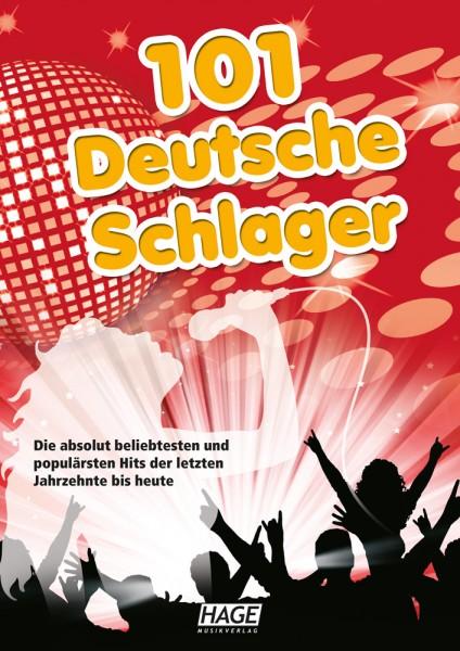 101 Deutsche Schlager (mit XG/XF Midifiles, USB-Stick)
