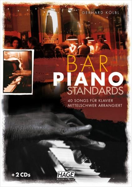 Bar Piano Standards (mit 2 CDs)