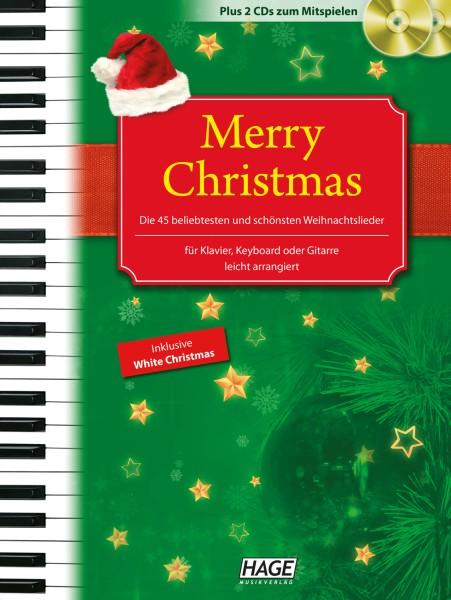 Merry Christmas (mit CD)