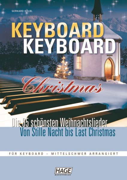 Keyboard Keyboard Christmas