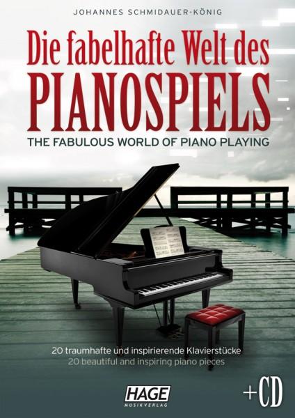 Die fabelhafte Welt des Pianospiels Vol. 1 (mit CD)
