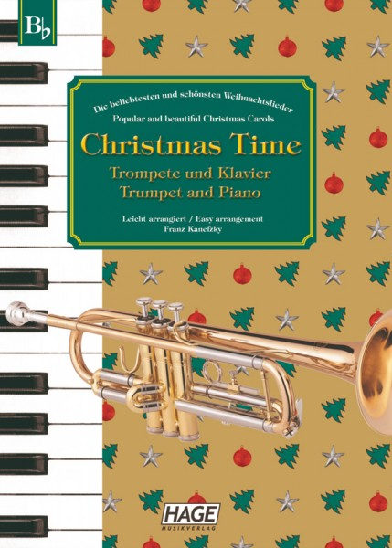 Christmas Time für Trompete und Klavier